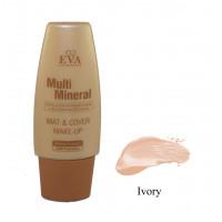 Матирующий тональный крем Eva cosmetics Multi Mineral Тон Ivory