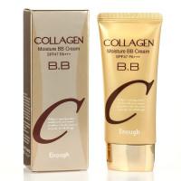 Увлажняющий коллагеновый тональный BB-крем Enough Collagen Moisture BB Cream 50 мл (8809605870269)