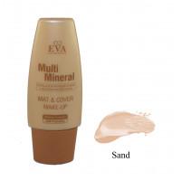 Матирующий тональный крем Eva cosmetics Multi Mineral Тон Sand