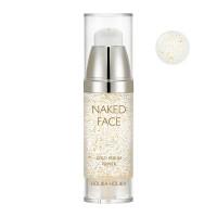 Праймер-сыворотка для сияния лица Holika Holika Naked Face Gold Serum Primer 35 мл (8806334379780)
