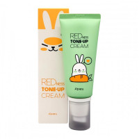 Выравнивающая крем-база для лица против покраснений A'pieu Redness Tone up Cream Red Carrot 65 г (8809581471320)