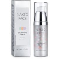 Многофункциональный трехцветный праймер для лица Holika Holika Naked Face Balancing Primer 35 г (8806334379773)