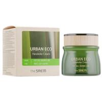 Успокаивающий крем для лица с новозеландским льном The Saem Urban Eco Harakeke Cream 60 мл (8806164149171)