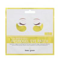 Гидрогелевые патчи для глаз с коллагеном и золотом BeauuGreen Collagen&Gold Hydrogel Eye Patch 2 шт (8809389031566)