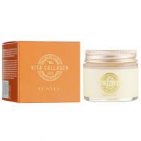 Подтягивающий крем для лица с коллагеном Eunyul Vita Collagen Cream 70 мл (8809435404764)