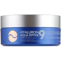 Гидрогелевые патчи под глаза с пептидами Medi-Peel Hyaluron Aqua Peptide 9 Eye Patch 60 шт (8809409343662)