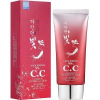 СС крем для лица с экстрактом красного женьшеня Daandan Bit Red Ginseng CC Cream 50 мл (8809541280993)