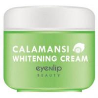 Осветляющий крем для лица с экстрактом каламанси Eyenlip Calamansi Whitening Cream 50 мл (8809555250357)