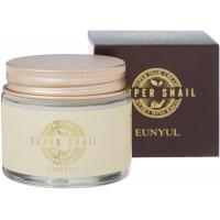 Восстанавливающий крем для лица с муцином улитки Eunyul Super Snail Cream 70 мл (8809435404771)