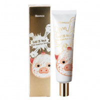 Осветляющий крем для век на основе ласточкиного гнезда Elizavecca Gold CF-Nest White Bomb Eye Cream 30 мл (8809339908023)