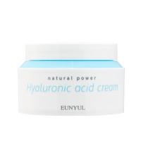 Гиалуроновый крем для лица Eunyul Natural Power Hyaluronic Acid Cream 100 мл (8809435404948)