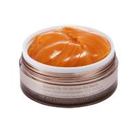 Гидрогелевые патчи под глаза с пептидами и лососевым маслом Eyenlip Salmon Oil Nutrition Eye Patch 60 шт (8809555250104)