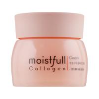 Омолаживающий крем для лица с коллагеном Etude House Moistfull Collagen Cream 75 мл (8809587363957)