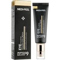 Омолаживающий крем для век с пептидами Medi-Peel Peptide 9 Hyaluronic Volumy Eye Cream 40 мл (8809409343327)