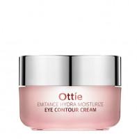 Крем вокруг глаз с гиалуроновой кислотой Ottie Emitance Hydra Moisturize Eye Contour Cream 30 мл (8809276013446)