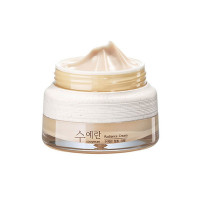 Крем для кожи вокруг глаз для яркости кожи The Saem Sooyeran Radiance Eye Cream 30 мл (8806164155622)