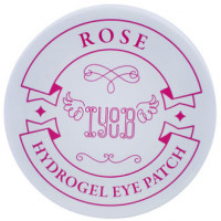 Гидрогелевые патчи для глаз с экстрактом розы Iyoub Hydrogel Eye Patch Rose 60 шт (8809524610229)