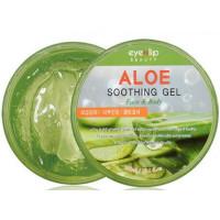 Универсальный увлажняющий гель с алоэ вера Eyenlip Aloe Soothing Gel 300 мл (8809555250494)