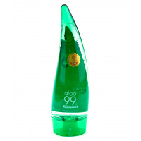 Многофункциональный успокаивающий гель с алоэ вера 99% Holika Holika Aloe 99% Fresh Soothing Gel 250 мл (8806334370435)