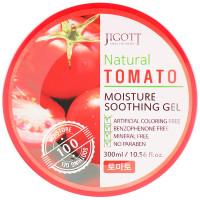 Универсальный гель для лица и тела с экстрактом томата Jigott Natural Tomato Moisture Soothing Gel 300 мл (8809541280740)