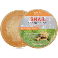 Успокаивающий улиточный гель для лица и тела Eyenlip Snail Soothing Gel 300 мл (8809555250487)