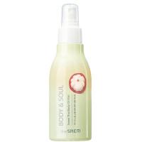 Интенсивно увлажняющий спрей для тела с маслами The Saem Body & Soul Sweet Thai Body Oil Mist 150 мл (8806164138243)
