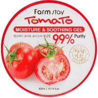 Универсальный гель для тела с экстрактом томата Farmstay Tomato Moisture Soothing Gel 300 мл (8809426953400)
