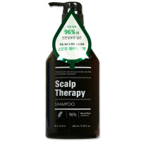 Шампунь от выпадения волос Missha Scalp Therapy Shampoo 400 мл (8809530054338)