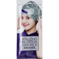 Восстанавливающая маска-шапка для волос Daeng Gi Meo Ri Vitalizing Hair Cap 35 мл (8807779088732)
