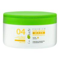 Маска восстановление для сухих и окрашенных волос La Fabelo Premium 04 Hair Repair Mask 300 мл (01490102601)