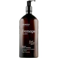 Шампунь для поврежденных волос с протеином киноа Aromatica Quinoa Protein Shampoo 400 мл (8809151132057)