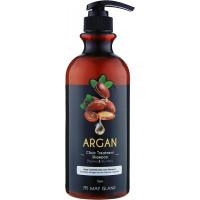 Восстанавливающий шампунь для волос с аргановым маслом May Island Argan Clinic Treatment Shampoo 750 мл (8809515400631)