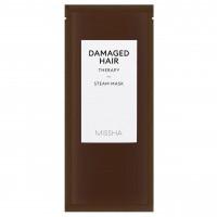 Маска-шапочка для волос Missha Damaged Hair Therapy Steam Mask 45 г (8809581451650)