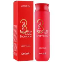 Укрепляющий шампунь для волос с аминокислотным комплексом Masil 3 Salon Hair CMC Shampoo 300 мл (8809494545118)