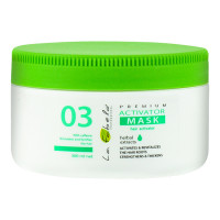 Маска активатор роста волос La Fabelo Premium 03 Activator Mask 300 мл (01490102101)