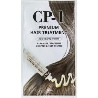 Протеиновая восстанавливающая маска для волос Esthetic House CP‐1 Premium Hair Treatment 12,5 мл (8809450010568)
