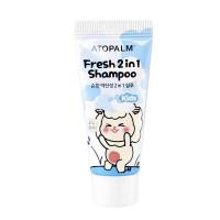Мини-версия детского шампуня для волос «2в1» Atopalm Fresh 2 in 1 Shampoo 20 мл