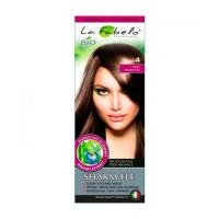 Крем-краска для волос био La Fabelo Professional  тон 4  50 мл ( 1490106301 )
