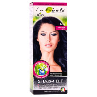 Крем-краска для волос La Fabelo Professional BIO 50 мл тон 1.10 (01490105401)