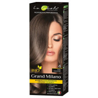 Крем-краска для волос La Fabelo Professional BIO 100 мл тон 4 (01490110401)