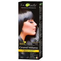 Крем-краска для волос La Fabelo Professional BIO 100 мл тон 2 (01490110201)