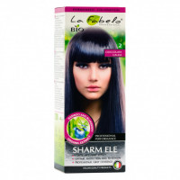 Крем-краска для волос био La Fabelo Professional  тон 2 50 мл (1490106101 )