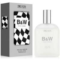 Парфюмерная вода для мужчин Carlo Bossi B&W Silver 100 мл (01020202302)