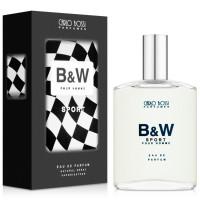 Парфюмерная вода для мужчин Carlo Bossi B&W Sport 100 мл (01020202202)