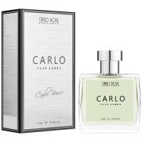Парфюмерная вода для мужчин Carlo Bossi Carlo Silver 100 мл (01020205502)