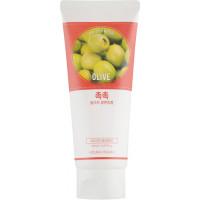 Очищающая пенка для лица с оливой Holika Holika Daily Fresh Cleansing Olive Cleansing Foam 150 мл (8806334369729)
