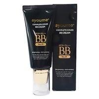 Многофункциональный солнцезащитный ББ-крем Ayoume Complete Cover Bb Cream SPF50+ PA++++ №23 - Cappuccino Beige 50 мл