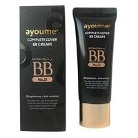 Тональный солнцезащитный BB-крем Ayoume Complete Cover BB Cream SPF50+ PA++++  Тон 21 20 мл (8809534251764)