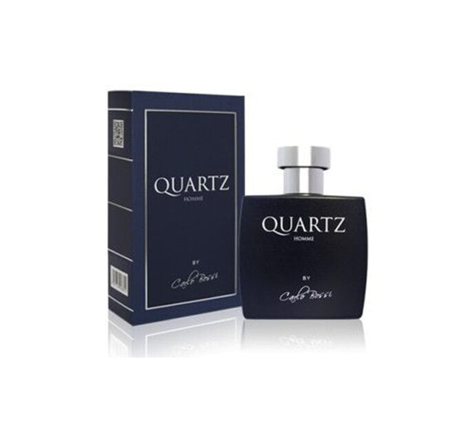 Парфюмерная вода для мужчин Carlo Bossi Quartz Blue 100 мл (01020275102)