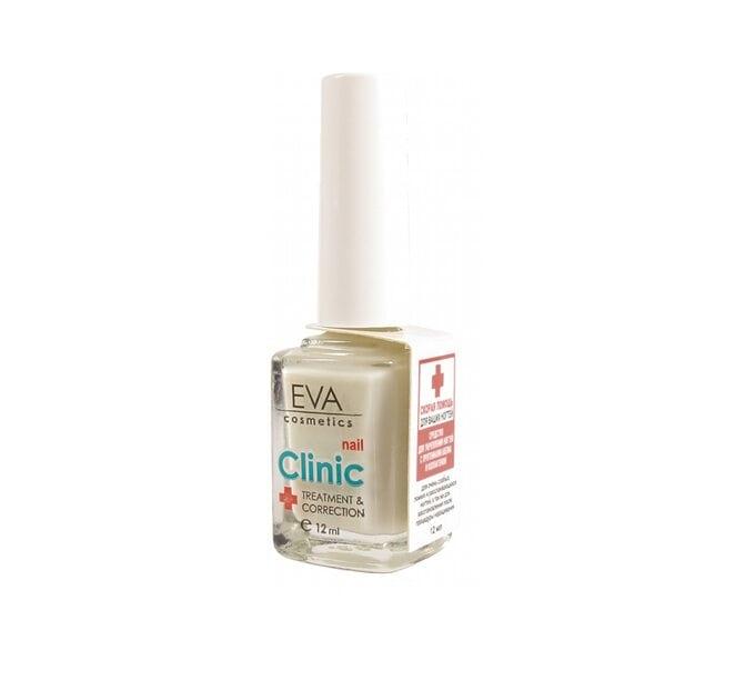 Средство для укрепления ногтей с протеинами шелка и коллагеном Clinic 12 (01011901403)